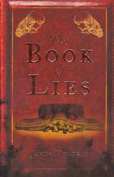 Picture of a book: The Book Of Lies