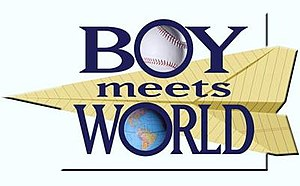 Boy Meets World - Image: Boy Meets World logo
