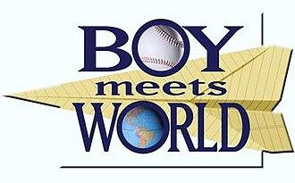 Boy Meets World - Image: Boy Meets World logo