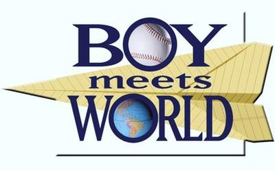 Picture of a TV show: Boy Meets World