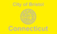 Flag of Bristol, Connecticut