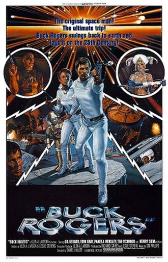 Buck Rogers in the 25th Century (film) - Theatrical release poster