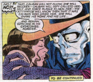 Caliban (comics)