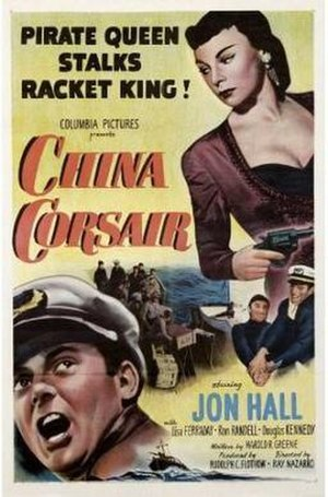 China Corsair - Image: China Corsair Film Poster