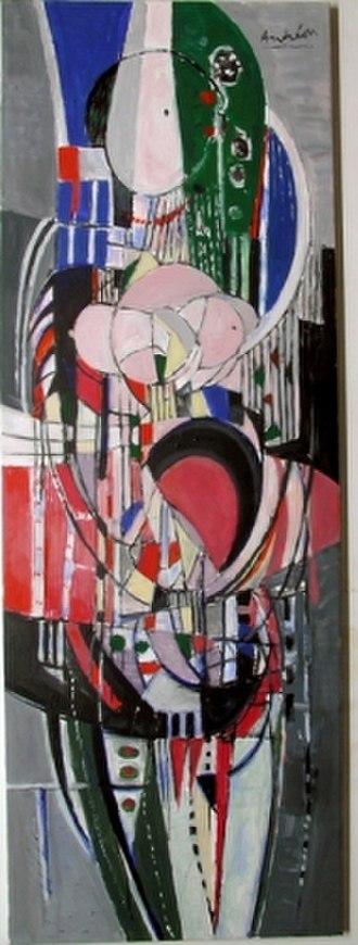 Constantine Andreou - Image: Constantine andreou geisha