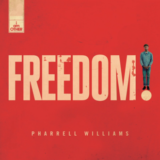 Pharrell Williams — Freedom (studio acapella)