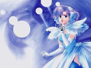 Creamy Mami, the Magic Angel - Image: Creamy Mami promotionalimage