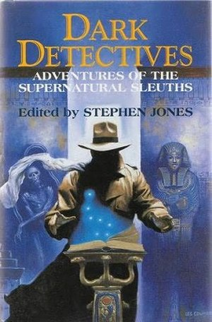Dark Detectives - Dust-jacket from the first edition