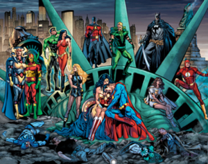 Countdown to Final Crisis - Image: Dccountdown