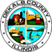Seal of DeKalb County, Illinois