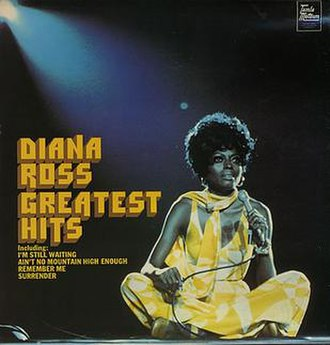 Greatest Hits (Diana Ross album) - Image: Diana Ross Greatest Hits