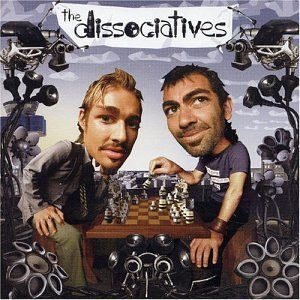 The Dissociatives (album) - Image: Dissociatives cover
