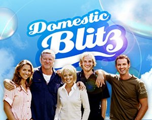 Domestic Blitz - Domestic Blitz titlecard (with crew and logo)