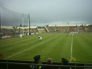 2004 National Hurling League - Offaly v. Dublin, 18 April 2004