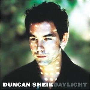 Daylight (Duncan Sheik album) - Image: Duncan Sheik Daylight