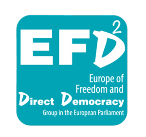 Europe of Freedom and Direct Democracy - Europe of Freedom and Direct Democracy Group logo