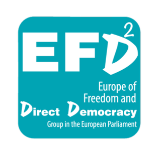 Europe of Freedom and Direct Democracy Political group in the European Parliament