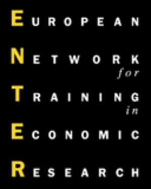 European Network for Training Economic Research - Image: ENTER Official Logo