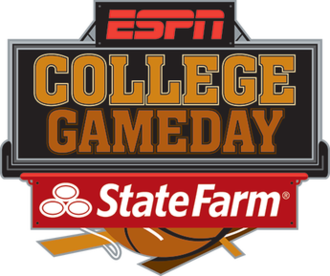 College GameDay (basketball) - Image: ESPN College Game Day (Basketball) Logo