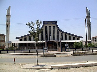 Siirt - Image: Ebul vefa mosque