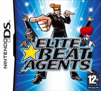 Picture of a game: Elite Beat Agents