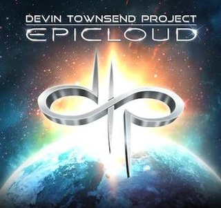 <i>Epicloud</i> 2012 studio album by Devin Townsend Project