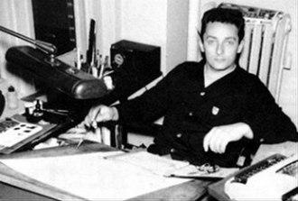 Eric Stanton - Eric Stanton, circa late 1950s, early 1960s