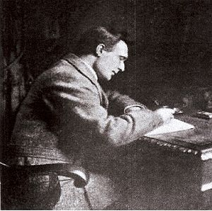 Ernest G. Henham (aka John Trevena) writing at...
