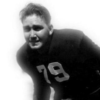 Ernie Blandin - Image: Ernie Blandin, American football tackle