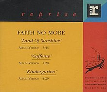 Faith No More Land Of Sunshine.jpg