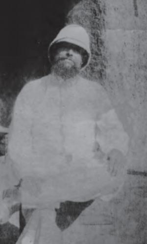 Félix Dubois - Félix Dubois in Timbuktu in 1907