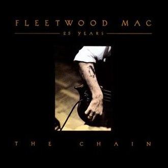25 Years – The Chain - Image: Fleetwoodmacthechain 25ywar