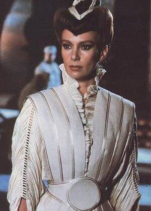 Lady Jessica - Francesca Annis in the 1984 film ''Dune''