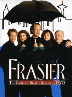 <i>Frasier</i> (season 2) Season of television series