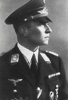 Gerhard Bassenge German flying ace