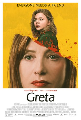 Greta (2018 film) - Theatrical release poster