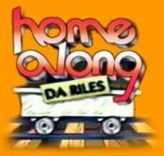 Home Along Da Riles - Image: Hadr logo