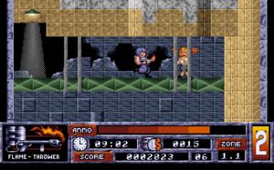 Alien Carnage - Alien Carnage screenshot