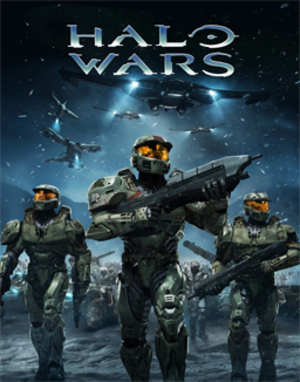 Halo Wars - Standard edition box art