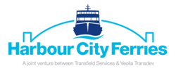 Harbour city ferries logo.png