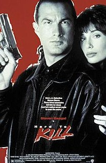 <i>Hard to Kill</i> 1990 film by Bruce Malmuth