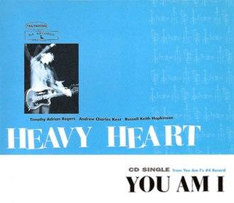 Heavy Heart (song) - Image: Heavyheart