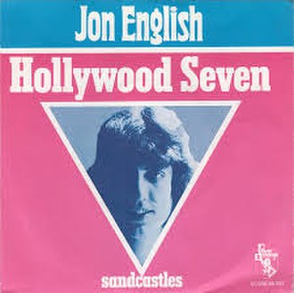Hollywood Seven (song) - Image: Hollywood Seven (song) by Jon English