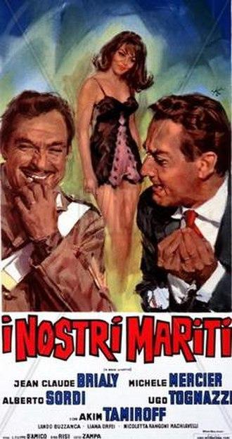 I nostri mariti - Film poster