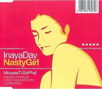 Nasty Girl (Vanity 6 song) - Image: Inaya Day Nasty Girl