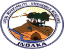 Official seal of Indaka