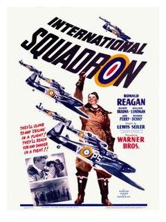 <i>International Squadron</i> (film) 1941 film by Lewis Seiler, Lothar Mendes