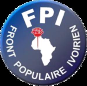 Ivorian Popular Front - Image: Ivorian Popular Front logo