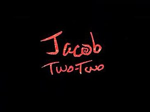 Jacob Two-Two (TV series) - Title frame for Jacob Two-Two