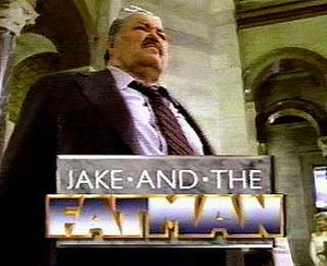 Jake and the Fatman - Title screen